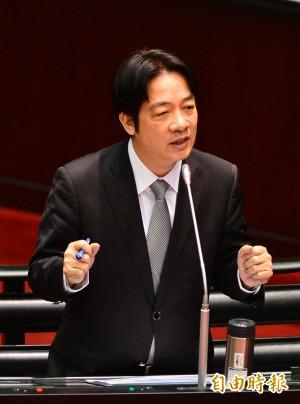 中國推31項措施搶台灣人才 賴清德:須留意政治目的