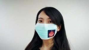 台北燈節大遊行遇空品「紅害」 緊急發1萬個口罩