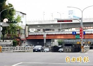 台中鐵路高架化沿線地下道填平 有5處今年動工