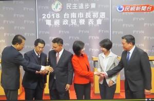 網傳民進黨台南市長初選有賭盤? 警方回應⋯