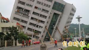 花蓮地震報告出爐 地調所:不只米崙斷層有錯動