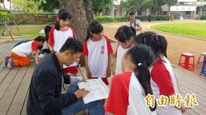 四季高峰課程結合蘭展 台南4小校結盟發展特色