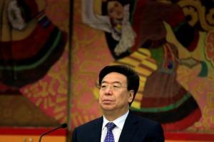 外媒提問藏人自焚事件 西藏黨委書記一口否認