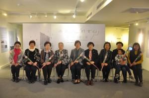 三八婦女節 展出二二八女兒們對父親的懷念