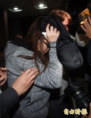 涉行賄中山分局員警 酒店媽媽桑聲押禁見