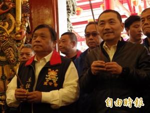 監委要查參選資格 蔡錦賢:我也不是偷選的