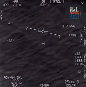 外星人來了? 又有美軍遭遇UFO影片流出