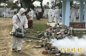 滅蚊有技巧的!台南市回訓強化登革熱噴藥技術
