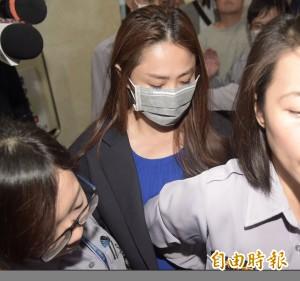 李婉鈺涉毆警堅持不認罪 檢求刑8月不得緩刑