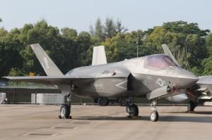 我盼買F-35  AIT重申對台承諾但不評論軍購案