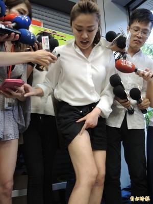李婉鈺涉酒後毆警起訴 檢求重刑並不得緩刑
