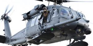 美軍HH-60直升機伊拉克墜毀 7人恐全數罹難