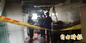 頭城住宅火警 一家5口受困獲救2人送醫