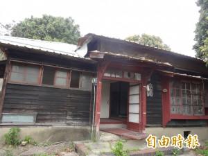 竹市南大路警察宿舍  投入4572萬元修復