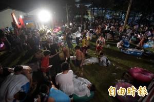 八仙塵爆5/8高院宣判 呂忠吉主張無罪被家屬轟「無恥」