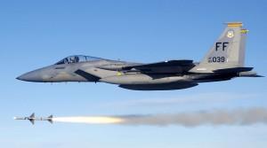補強防空戰力 傳美擬「租借」台灣中古F-15戰機