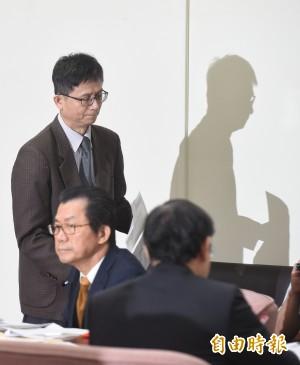 深澳電廠環差風波環團不諒解 詹順貴:傷心