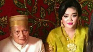 敗給小王? 70歲爺娶女大生   婚姻不到1年告吹