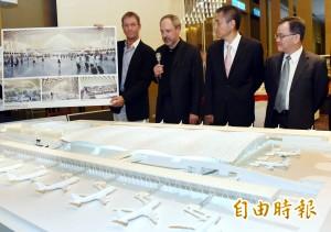 第三航廈設計動線遭批不優 桃園機場回應了