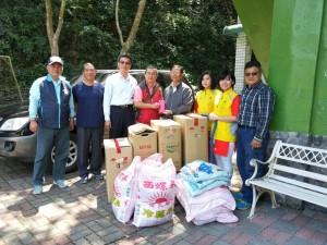 讓孩子們平安長大 台南鄉親新移民送愛到山區