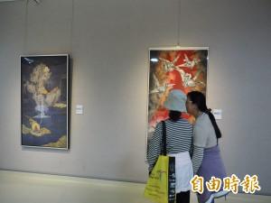 新北美術家雙年展 展出李石樵經典畫作