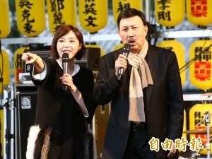 余筱萍與顏聖冠「連線」? 傳余天拜票說:兩個女兒都拜託