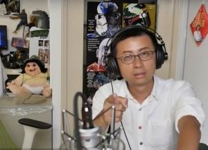 呱吉表態認真選議員 「開箱」台灣民主政治