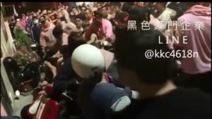 南瑤宮媽祖笨港進香回鑾 打架、火警先後來