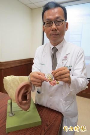醫病》先天重度聽損可靠電子耳改善 還能學音樂