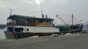 海巡東沙掃蕩 押回越界捕撈中國漁船