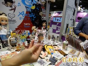 原創角色進軍日本授權展 強調台灣味也要國際觀