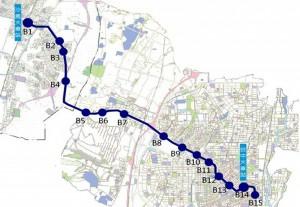 台中捷運再增一條 藍線預計今年中實質設計