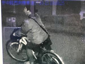 半夜騎腳踏車闖空門 怪盜「棉花糖太太」掰減肥