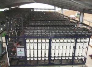 馬公海淡廠擴建 水公司拚10月完工