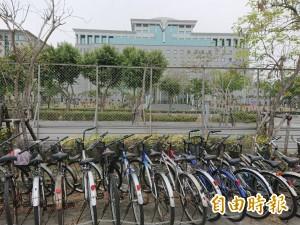 自行車不見了? 台南違停車 拖到法院前「看管」