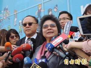勸進蘇貞昌選新北市長 陳菊:關鍵時刻並肩作戰