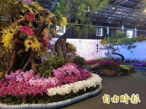 提升國際競爭力 台灣國際蘭花生技園區將由中央接管