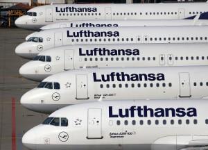 德國公部門罷工爭調薪 漢莎取消800航班