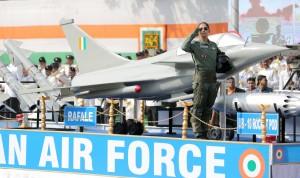 抗中制巴兩線作戰 印度計畫大採購110架新戰機