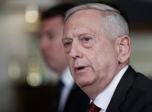 美將對敘利亞採報復行動?馬提斯:不排除任何可能性