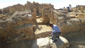 埃及考古新發現!  西元前古希臘羅馬式神殿出土