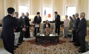 北韓綁走13歲女兒 日本高齡母親盼美大使轉告川普:讓她回來