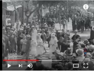 台南廟會傳統民俗不一定要放鞕炮 這段80年前影片說真相