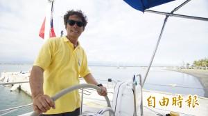 超狂熱身!為橫渡小琉球大賽 他赴日買船開1500浬回台