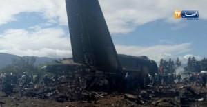 阿爾及利亞軍運輸機墜毀 軍方證實257人死亡