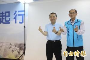 蘇貞昌71歲參選 侯友宜:年紀不是問題
