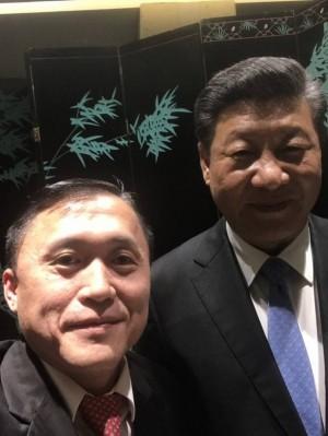 菲國政要自拍王 這次「收集」到習近平!