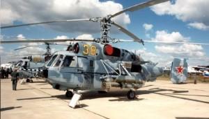 俄羅斯又摔直升機 墜毀波羅的海駕駛身亡
