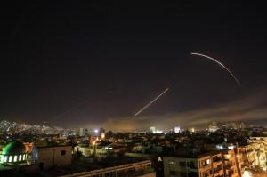 轟炸敘利亞 美軍戰斧巡弋飛彈大解析