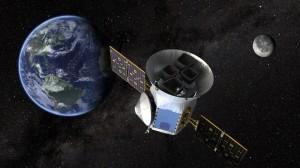 NASA發射新衛星上太空 將發現更多與地球相似的行星